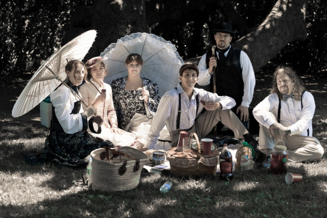 old picnic
