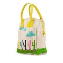 Zipper_Lunch_Bag_-_Cactus_-_Front___Side_-_700_CO
